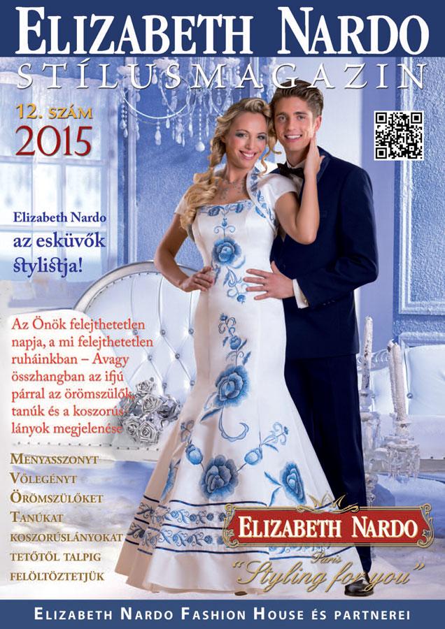 Stílusmagazin 2015 - Menyasszonyi ruhák 130078872e