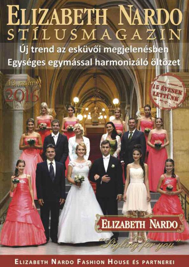Stílusmagazin 2016 - Menyasszonyi ruhák 08321b9281