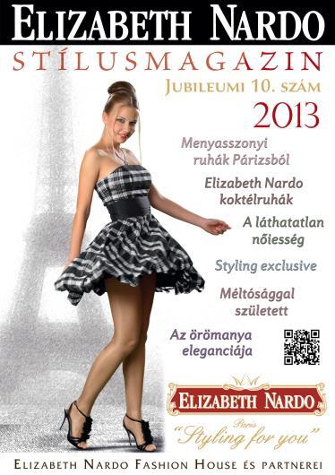 Stílusmagazin 2013 - Menyasszonyi ruhák a8047e2879