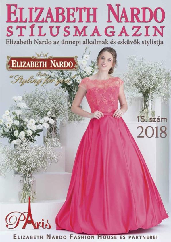 Stílusmagazin 2018 - Menyasszonyi ruhák 1be1ea1c55