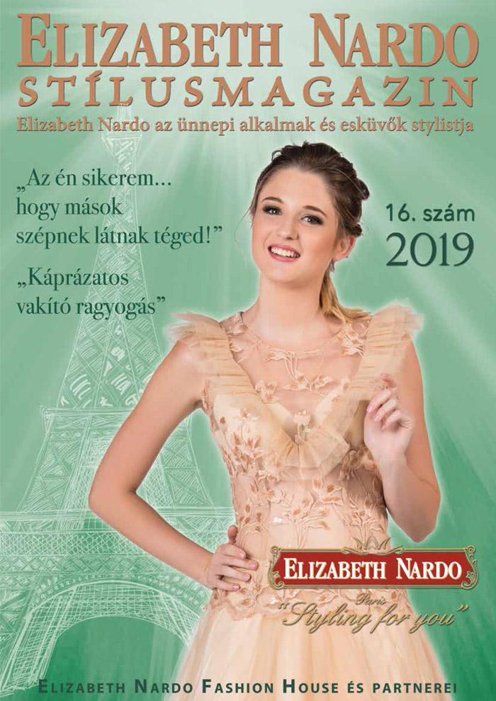 Stílusmagazin 2019 - Menyasszonyi ruhák c89da97942