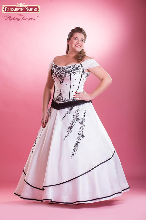 cc80e0f8df Grande couture menyasszonyi ruhák - 15-801 menyasszonyi ruha:fekete ...