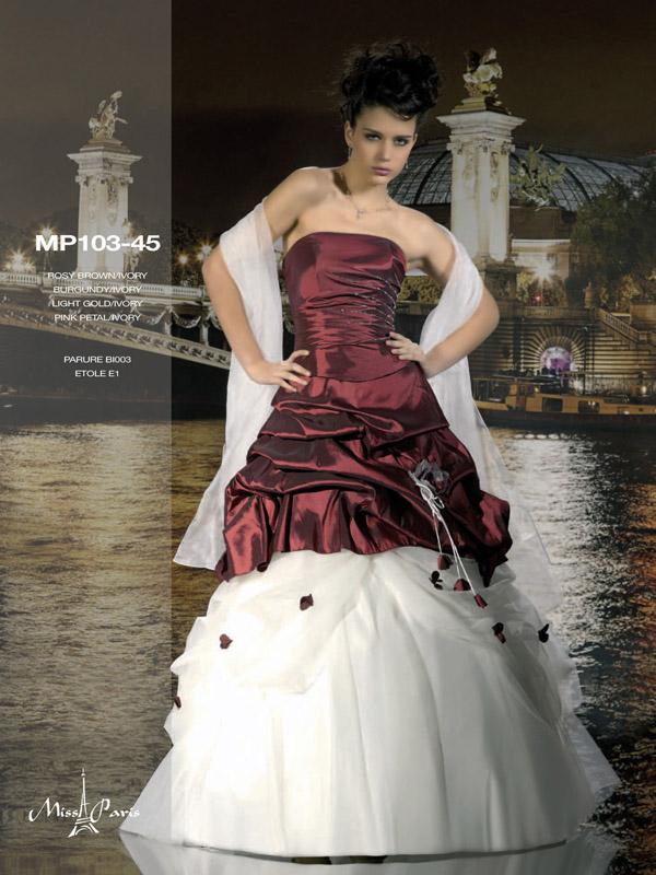 Menyasszonyi ruha modellek Párizsból 2. - Miss Paris 103-45 ... 78548fa041