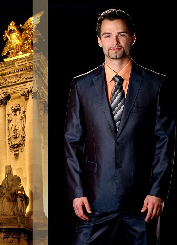 c4ea20b837 Öltönyök, Antoine - 15-705 férfi öltöny (méretre készítjük ...