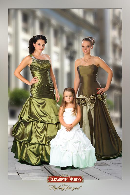 Kislány koszorús ruhák - 15-609 koszorús kislányruha mentazöld ... c32ad28caf