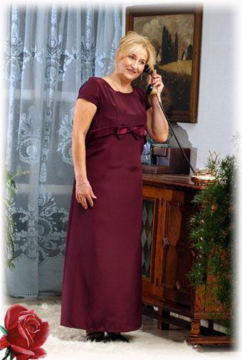 10eed09027 Örömanya ruha, Victorine - Victorine -48 - Menyasszonyi ruhák ...