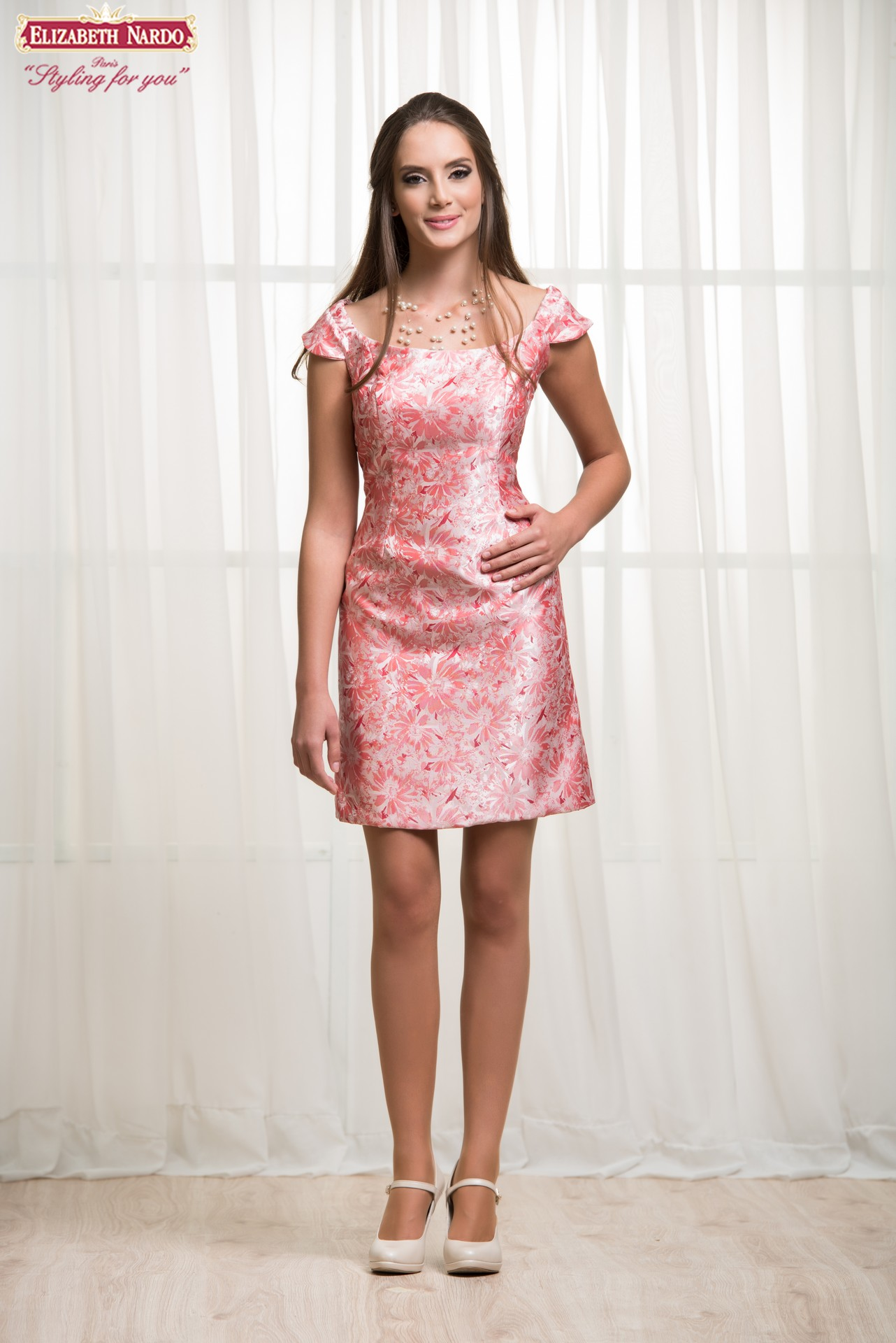 0b8fe0c87f Koktélruhák - Örömanya ruha, Koktél ruha 17-425 - Menyasszonyi ruhák ...