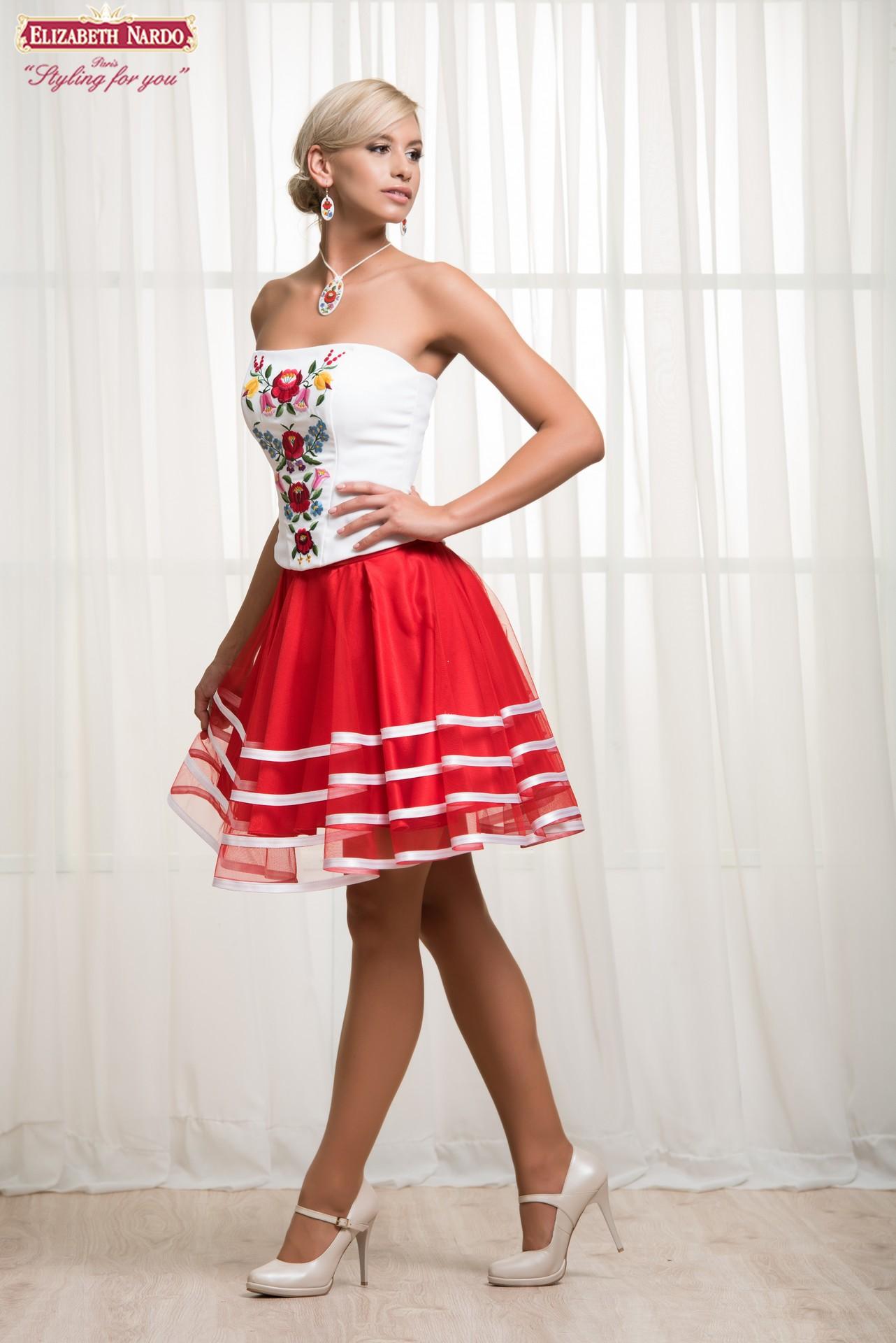 a8c7b70222 Menyecske ruhák - Menyecske ruha 17-105 - Menyasszonyi ruhák ...