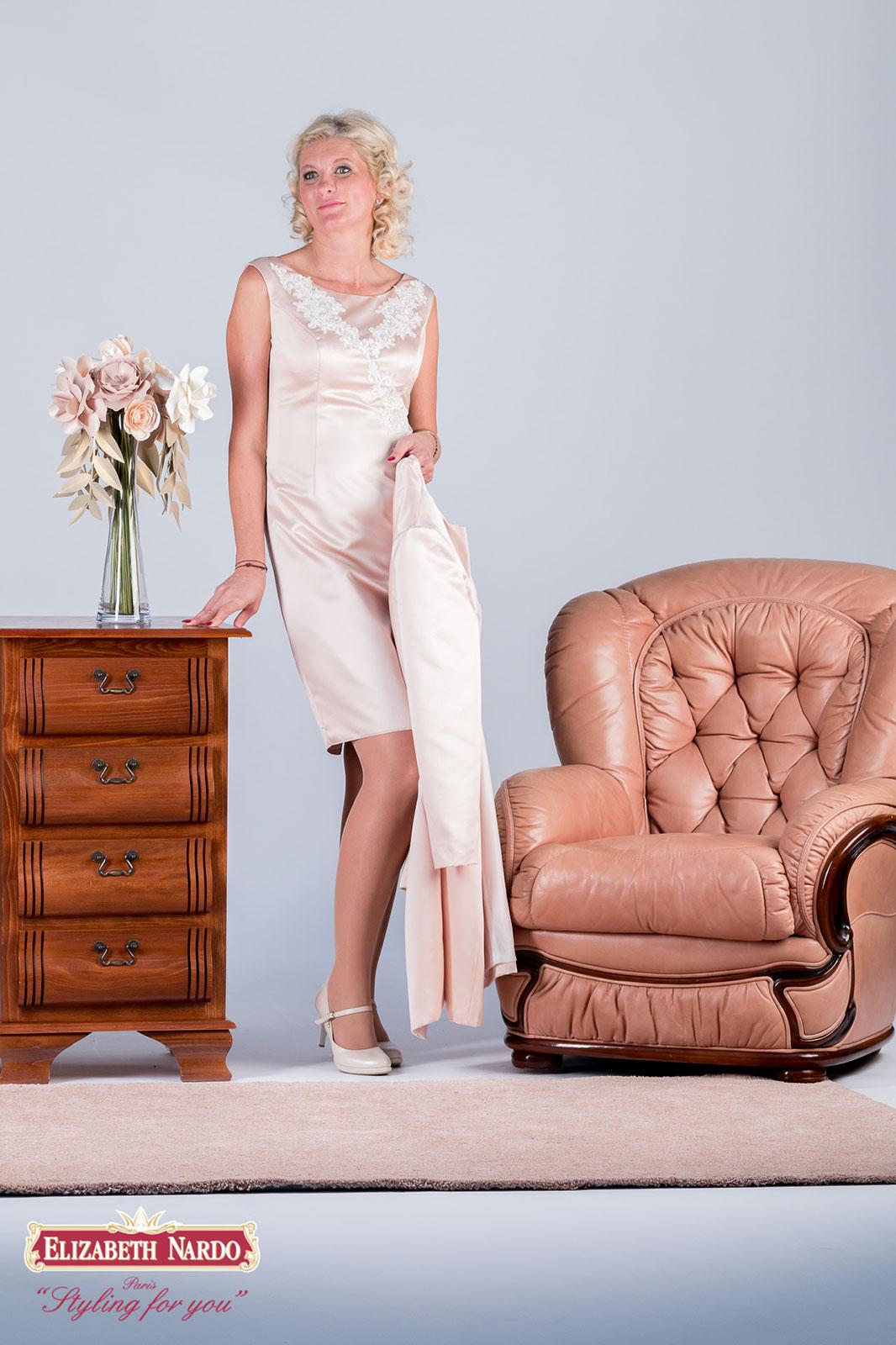 11980edb1d Örömanya ruha, Renee - Örömanya ruha 18-403 - Menyasszonyi ruhák ...